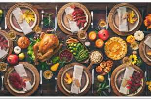 Food and meal ideas for your Thanksgiving party